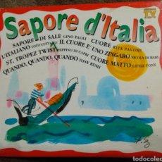CDs de Música: SAPORE D´ITALIA 3 CDS. Lote 186346338