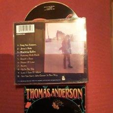 CDs de Música: THOMAS ANDERSON: MOON GOING DOWN ; CD 1995 MARILYN RECORDS. RARO.. Lote 186347171