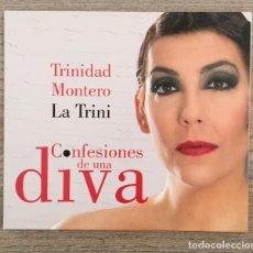 CDs de Música: TRINIDAD MONTERO LA TRINI - CONFESIONES DE UNA DIVA . Lote 186351883