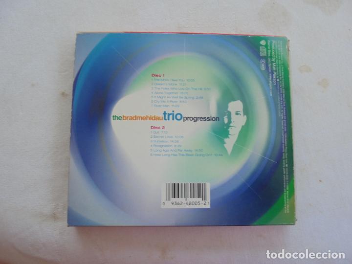 CDs de Música: THE BRAD MEHLDAU TRIO - PROGRESSION - Art Of Trio Vol.5- 2CD SET - Foto 2 - 186353900