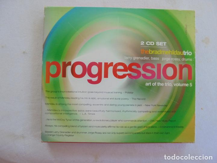 THE BRAD MEHLDAU TRIO - PROGRESSION - ART OF TRIO VOL.5- 2CD SET (Música - CD's World Music)
