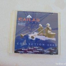 CDs de Música: KAILAS , RECORDS , RUSSIA , CD PROMOCIONAL . Lote 186354741