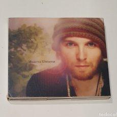 CDs de Música: SHUARMA / CD + DVD DIGIPACK / UNIVERSO. Lote 186357076
