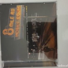 CDs de Música: CD MUSIC FROM AND INSPIRED BY THE MOTION PICTURE - 8 MILE - EMINEM, 50 CENT, NAS, D12, MACY GRAY.... Lote 186360310