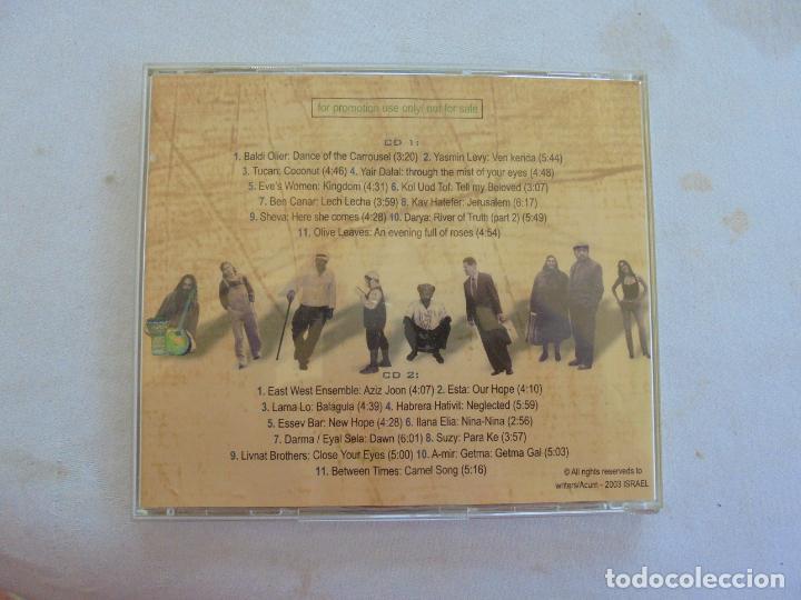 CDs de Música: ISRAEL A WORLD OF MUSIC , 2 CD - Foto 2 - 186361560