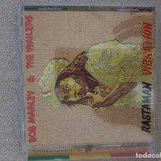 CDs de Música: BOB MARLEY & THE WAILERS: RASTAMAN VIBRATION. Lote 186362490