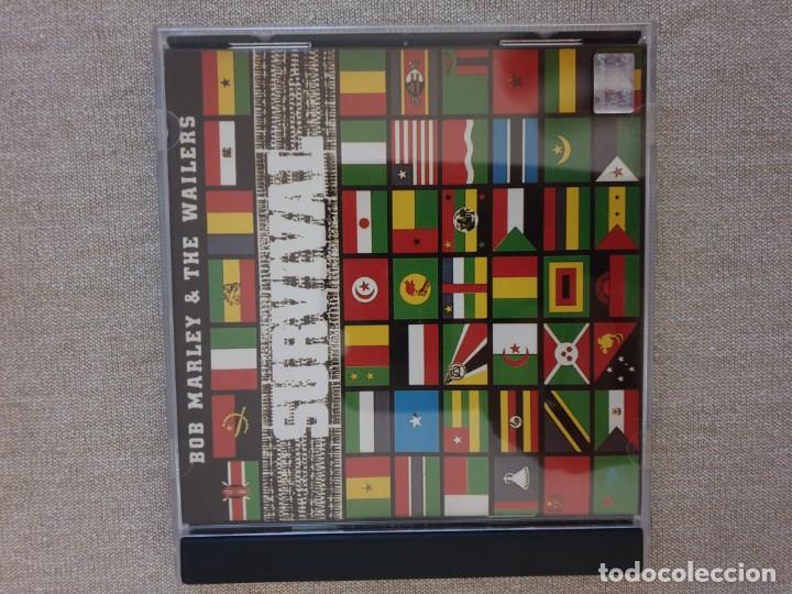 BOB MARLEY & THE WAILERS: RASTAMAN VIBRATION (Música - CD's Reggae)