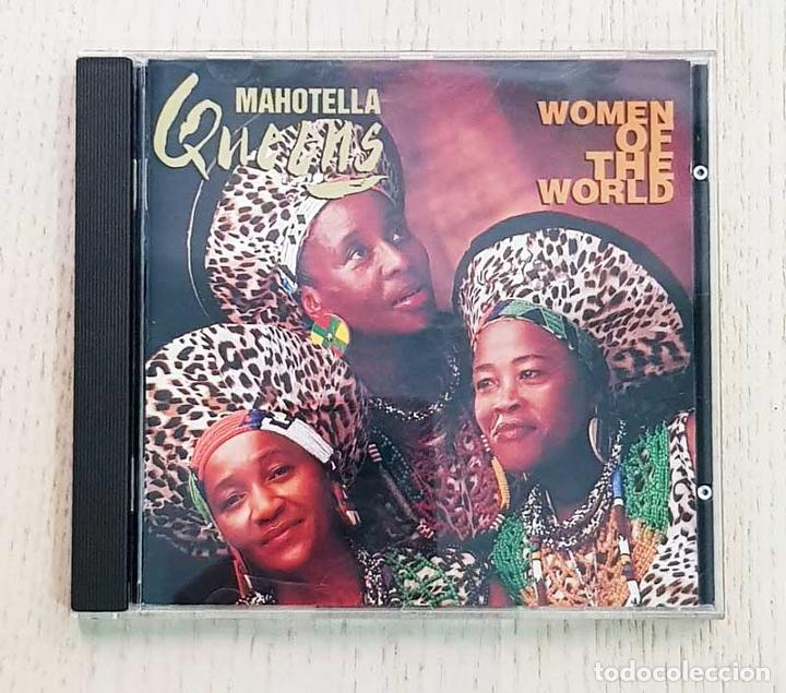 MAHOTELLA QUEENS - WOMEN OF THE WORLD (CD MUSIC) (Música - CD's Reggae)