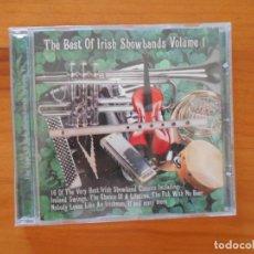 CDs de Música: CD THE BEST OF IRISH SHOWBANDS VOLUME 1 (5V). Lote 186403488