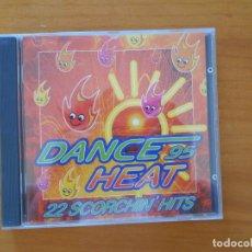 CDs de Música: CD DANCE HEAT 95 (5V). Lote 186403737
