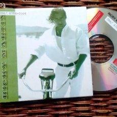 CDs de Música: CD-SINGLE ( PROMOCION) DE RICKY MARTIN. Lote 186434211