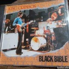 CDs de Música: KING CRIMSON - BLACK BIBLE. Lote 186448962
