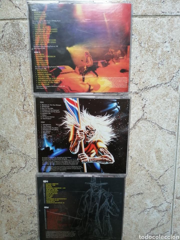 CDs de Música: Iron maiden. Eddie archives. - Foto 2 - 186453988