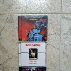 CDs de Música: IRON MAIDEN. EDDIE ARCHIVES.. Lote 186453988