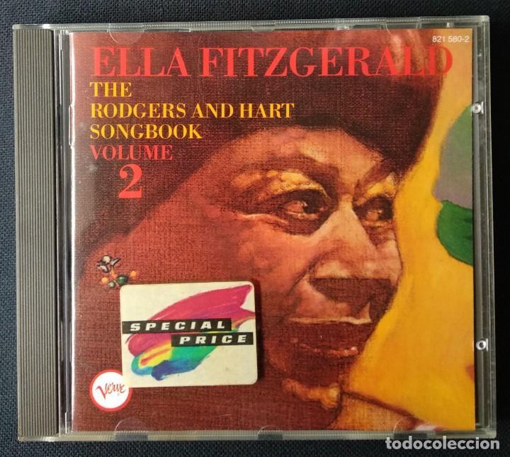 CD 1985 USA POLYGRAM RECORDS ELLA FITZGERALD (Música - CD's Jazz, Blues, Soul y Gospel)