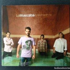 CDs de Música: CD 2010 LA MUSICALITÉ 4 ELEMENTOS. Lote 186573672