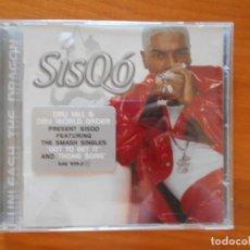 CDs de Música: CD SISQO - UNLEASH THE DRAGON (7Q). Lote 186823635