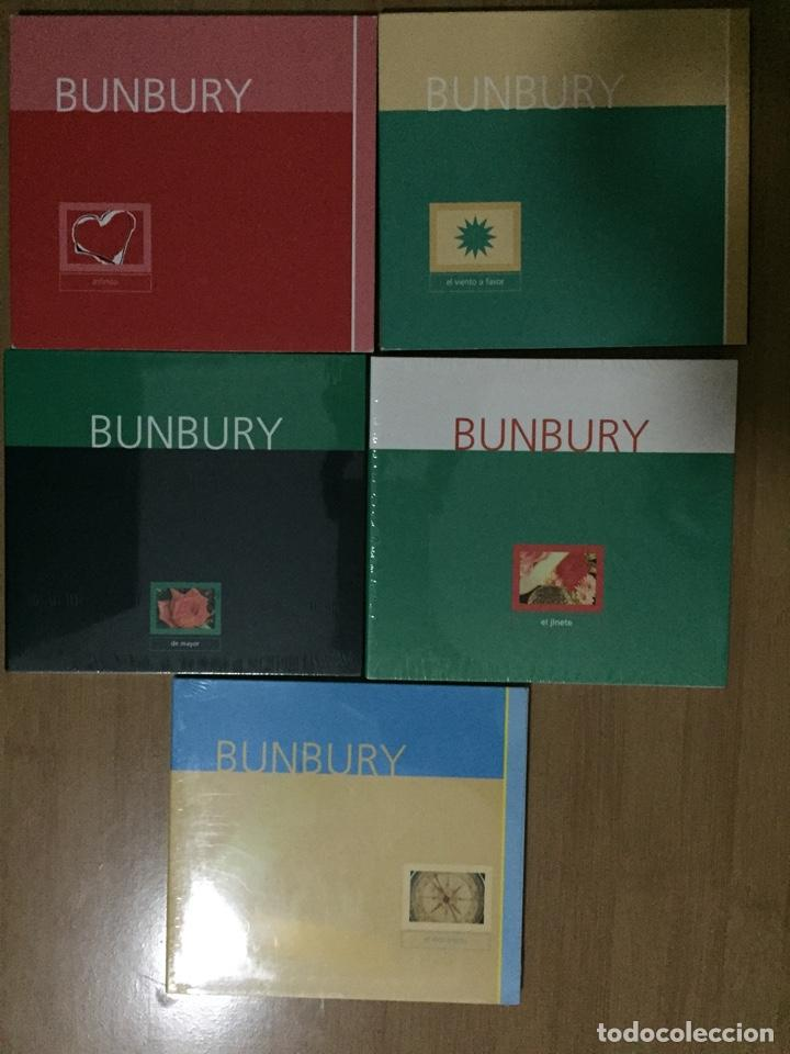CDs de Música: BUNBURY. Singles (box - set 1999) - Foto 3 - 186439666