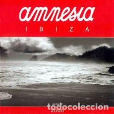 CDs de Música: VARIOUS - AMNESIA IBIZA 2000 (2XCD, COMP, MIXED) LABEL:TEMPO MUSIC CAT#: TM0190CD . Lote 187088965