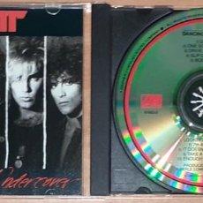 CDs de Musique: RATT - DANCING UNDERCOVER - 7 81683-2. Lote 187109808