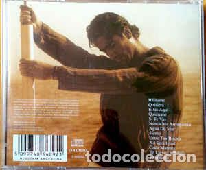 CDs de Música: Alejandro Fernández – Entre Tus Brazos - Foto 2 - 187118678