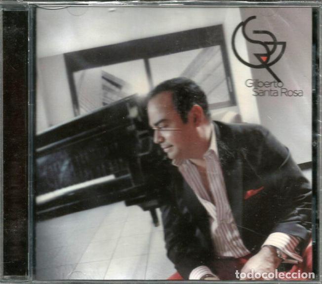 GILBERTO SANTA ROSA - GILBERTO SANTA ROSA (Música - CD's Latina)