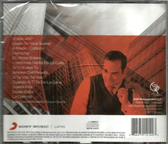 CDs de Música: Gilberto Santa Rosa - Gilberto Santa Rosa - Foto 2 - 187118946