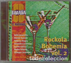 VARIOUS - ROCKOLA BOHEMIA VOL.2 (Música - CD's Latina)