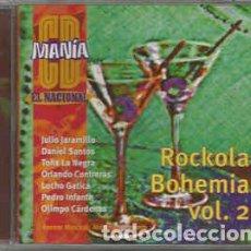 CDs de Música: VARIOUS - ROCKOLA BOHEMIA VOL.2 . Lote 187119775