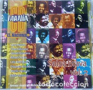 VARIOUS – SALSA BRAVA VOL. 2 (Música - CD's Latina)