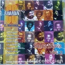 CDs de Música: VARIOUS – SALSA BRAVA VOL. 2 . Lote 187120042