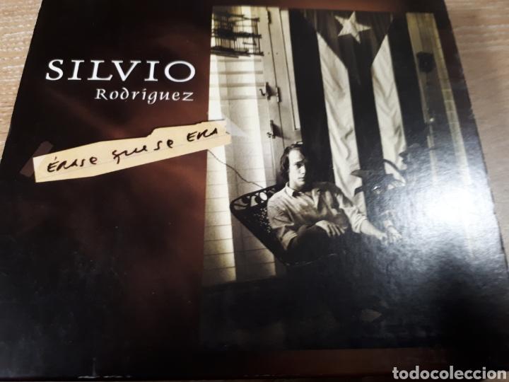 SILVIO RODRIGUEZ ERASE QUE SE ERA DOBLE CD (Música - CD's Latina)