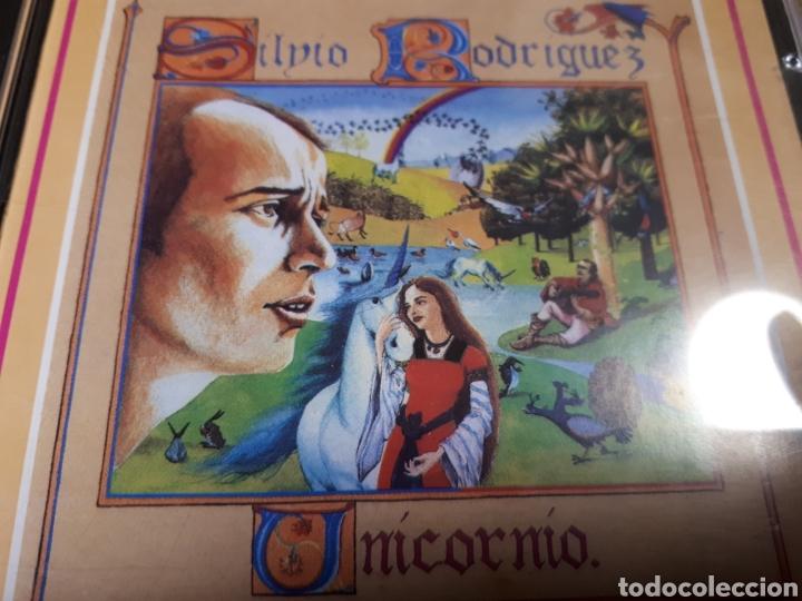SILVIO RODRIGUEZ UNICORNIO (Música - CD's Latina)