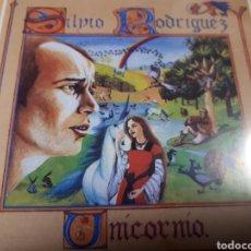 CDs de Música: SILVIO RODRIGUEZ UNICORNIO. Lote 187128293