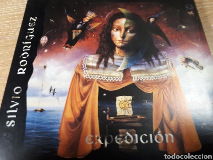 SILVIO RODRIGUEZ EXPEDICION (Música - CD's Latina)