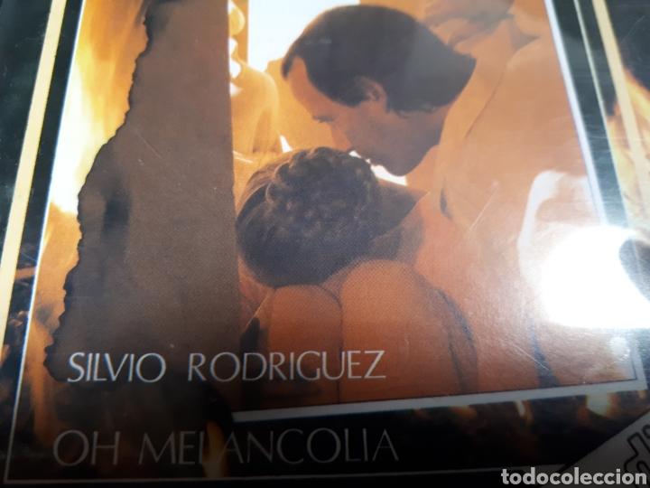 SILVIO RODRIGUEZ OH MELANCOLIA (Música - CD's Latina)