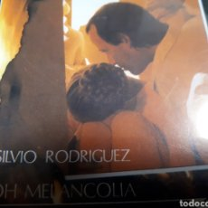 CDs de Música: SILVIO RODRIGUEZ OH MELANCOLIA. Lote 187128432