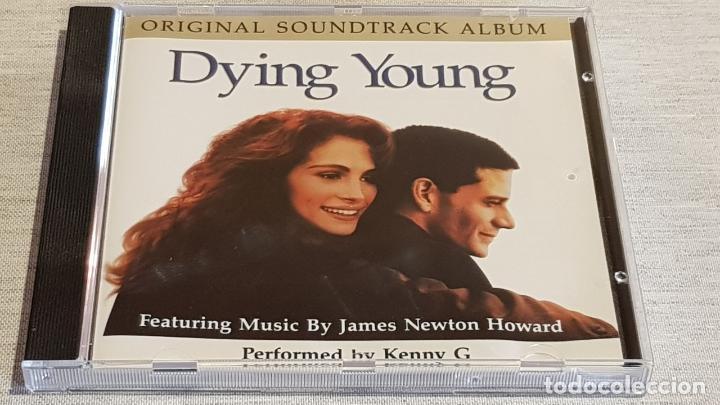 B.S.O. / DYING YOUNG ( ELEGIR UN AMOR ) MUSIC JAMES NEWTON HOWARD / KENNY G / DE LUJO. (Música - CD's Bandas Sonoras)