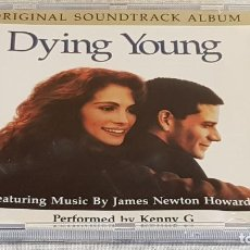 CDs de Música: B.S.O. / DYING YOUNG ( ELEGIR UN AMOR ) MUSIC JAMES NEWTON HOWARD / KENNY G / DE LUJO.. Lote 187166241