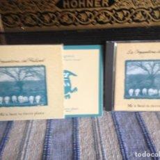 CDs de Música: LA ORQUETINA DEL' FABIROL - ME'N BAXÉ TA TIERRA PLANA / ALBUM CD (FOLK ARAGON ) AÑO 1994 NM - M. Lote 187178261