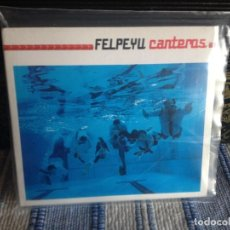 CDs de Música: FELPEYU - CANTERAS / ALBUM CD DIGIPACK (FOLK ASTURIES ) AÑO 2008 NM - NM. Lote 187178590