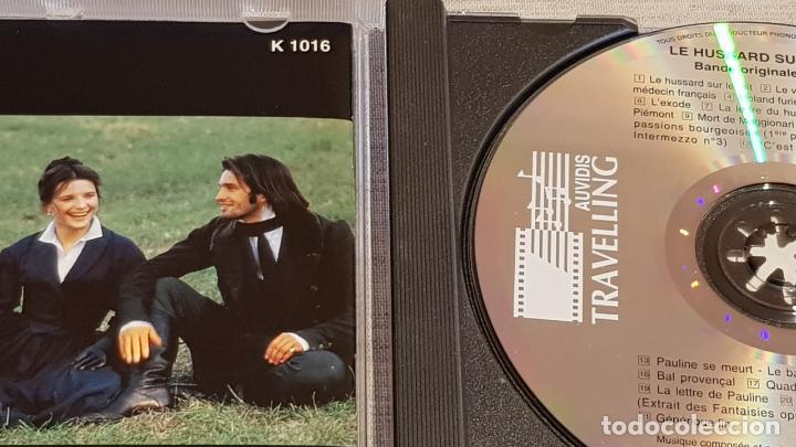 CDs de Música: B.S.O. / LE HUSSARD SUR LE TOIT / JEAN-CLAUDE PETIT / CD - AUDIVIS / 21 TEMAS / DE LUJO. - Foto 2 - 187203168