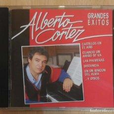 CDs de Música: ALBERTO CORTEZ (GRANDES EXITOS) CD 1987. Lote 187210117