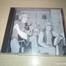CDs de Música: CD BURRITO BROTHERS - DOUBLE BARREL 1994 NUEVO PRECINTADO SEALED MACD 031. Lote 187213012