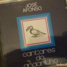 CDs de Música: JOSE AFONSO - CANTARES DO ANDARILHO CD. Lote 187220278