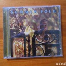 CDs de Música: CD SUMMER FOLK (9K). Lote 187301162