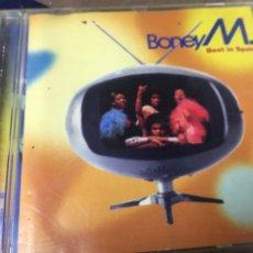 CDs de Música: CD BONEY M. BEST IN SPAIN. Lote 187303742