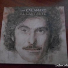 CDs de Música: CD ANDRES CALAMARO EL CANTANTE. Lote 187313541