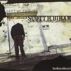 CDs de Música: CD SCOTT H. BIRAM – SOMETHING'S WRONG/LOST FOREVER DIGIPACK 2009 SEALED Ç. Lote 187372078