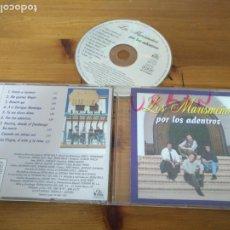 CDs de Música: CD LOS MARISMEÑOS. Lote 187372435